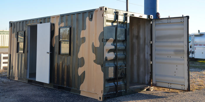 Advantages of a Hunting Cabin Container