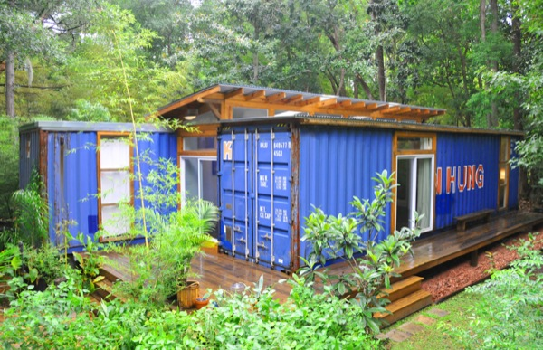 Have You Ever Considered a Shipping Container Home?
