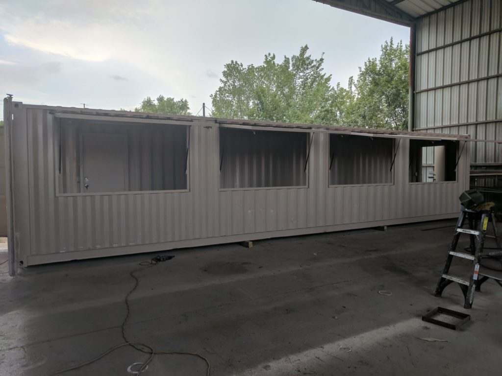 40 Fireworks Stand Concession Stand Gocontainers