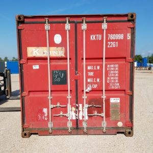 Houston, TX Shipping Containers - GoContainers
